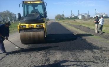 Obras en rutas provinciales