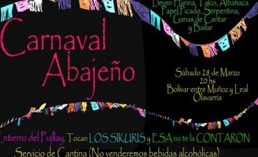 Carnaval Abajeño de Los Sikuris (El Entierro)