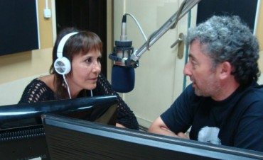 Ignacio Montoya Carlotto pasó por Ciudad Mágica