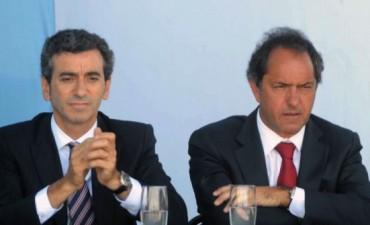 Scioli afirma que su rival es la alianza de Macri-UCR y ningunea a Randazzo