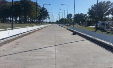 Usarán el corsódromo como circuito para ciclistas