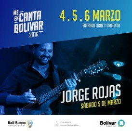 La ciudad de Bolívar cumple hoy 138 años