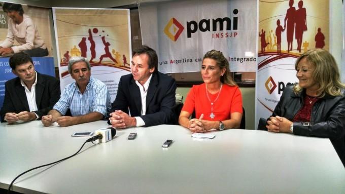 Pusieron en funciones a la titular de la agencia PAMI Olavarría