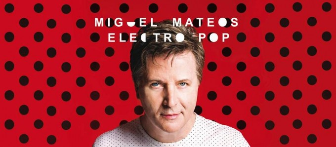 """Miguel Mateos presenta su nuevo álbum """"Electropop"""""""