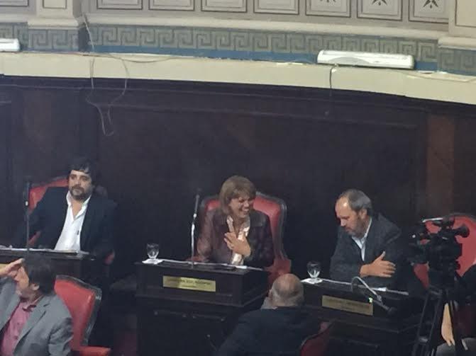 Szelagowski homenajeó a las mujeres en el Senado de la Provincia de Buenos Aires