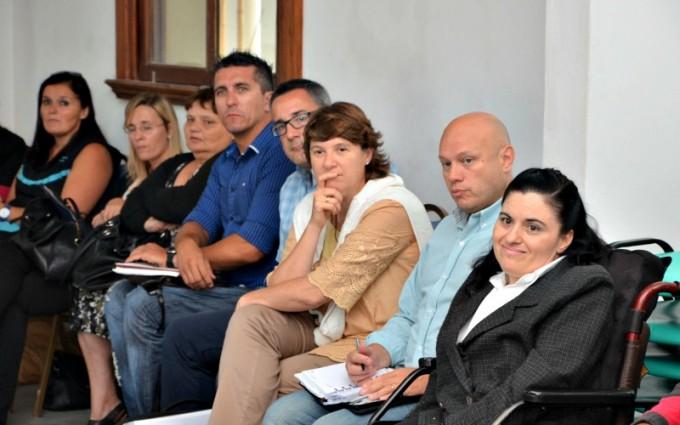 Mesa de trabajo de Discapacidad: demandas de las instituciones
