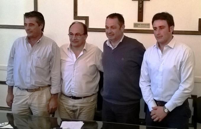 Alvear: Celillo fue elegido presidente de la Zona de Crecimiento Común