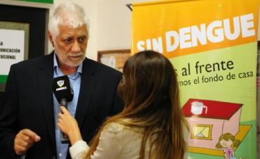 La  Provincia pide extremar medidas contra el dengue a Municipios por notable aumento de casos autóctonos