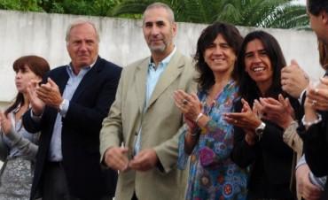 La Ministra Ortiz anunció aportes para hospitales provinciales