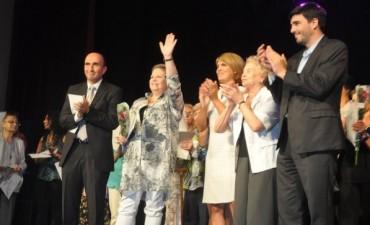 Fabiana Bahl galardonada con el 'Dina Pontoni'