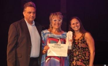 Más fotos del acto de la entrega de premios Dina Pontoni