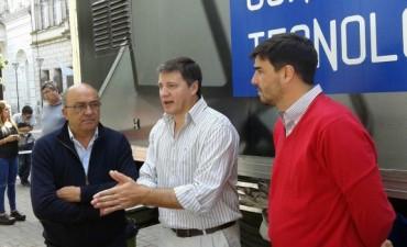 'El CDR de Cabral y Lavalle va a seguir funcionando'