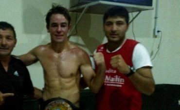 Ignacio Palahy se despidio del amateurismo con victoria y titulo