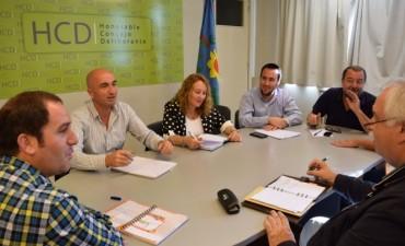 El Concejo Deliberante sesionará en Monte Peloni