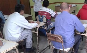 250 alumnos comenzaron el secundario en la Unidad Nº38