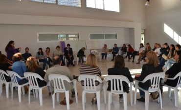 Reunión de la Mesa Local contra la Violencia Familiar y de Género