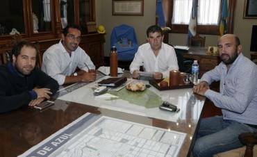 Valicenti y Bertellys reunidos ante el aumento de tarifas