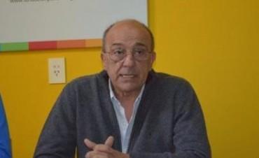 Jorge Larreche se refirió de distintos temas de la gestión