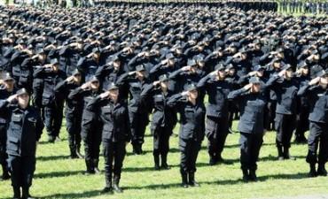 Revierten cambios en la estructura policial: vuelve atrás lo último hecho por Scioli y Olavarría dependerá de Azul otra vez