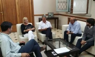 El Intendente llegó a un acuerdo con las empresas Nuevo Bus y Ola Bus