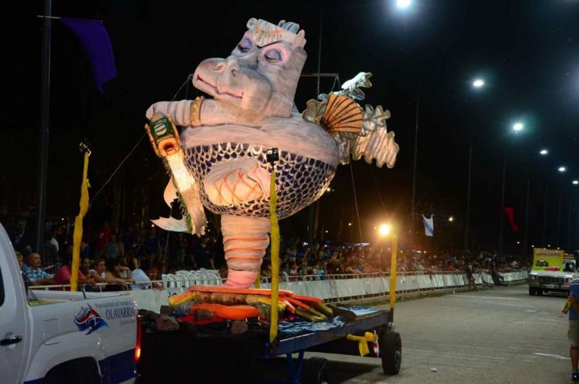 """La Nueva Venus"", la reina del carnaval"
