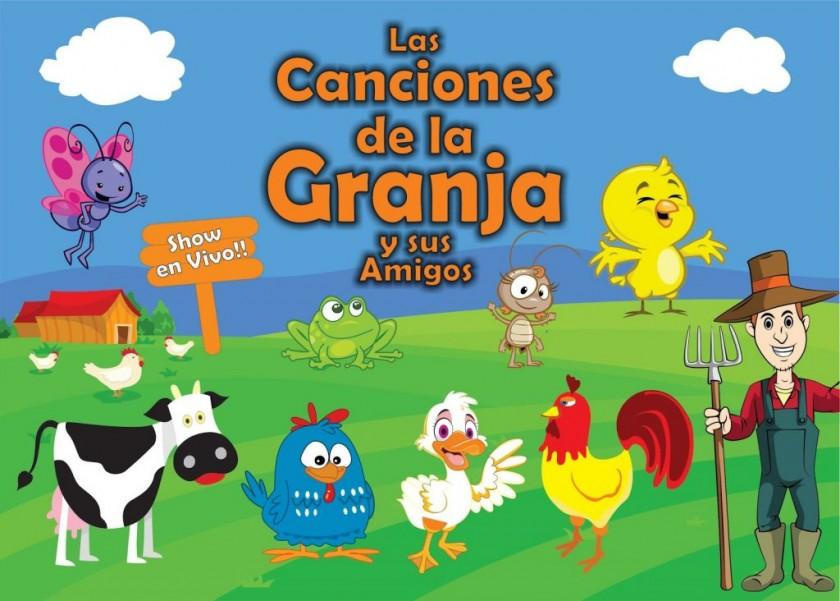"""""""Las Canciones de la Granja y sus Amigos"""" llegan al Teatro"""