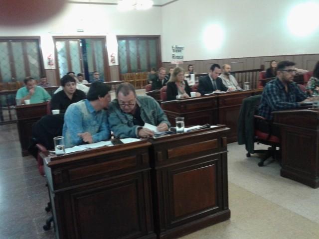El Concejo aprobó por unanimidad la interpelación al Intendente Galli