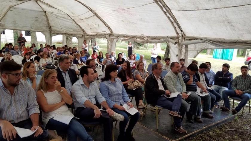 Hubo una nueva sesión del Concejo en Monte Peloni