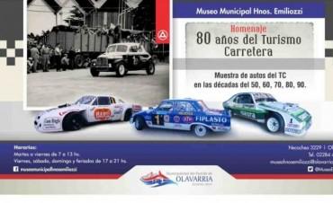 Culmina el homenaje a los 80 años de Turismo Carretera
