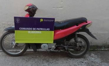 Retienen 13 motos por infracción a la Ley de Tránsito