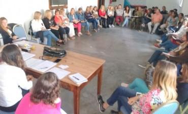 La Mesa Local contra la violencia familiar y de género retomó sus actividades