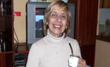 El Premio Dina Pontoni fue para Rosita Muia de Talleres Protegidos