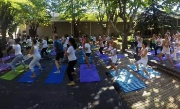 Acquagym, natación y yoga: las propuestas para este año