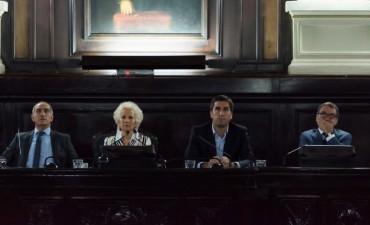 Estela de Carlotto en Diputados: