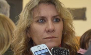 Legisladores provinciales en Olavarría para apoyar  a Galli