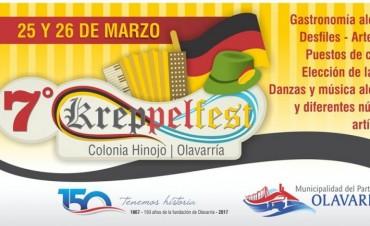 Continúa la 7ª Kreppelfest en Colonia Hinojo