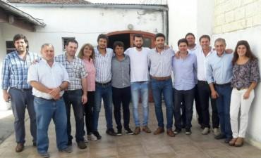 Representantes del PRO de la séptima respaldaron al intendente
