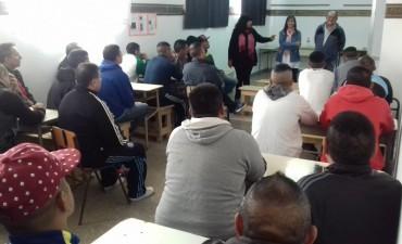 Comenzaron las clases en las cárceles de Sierra Chica