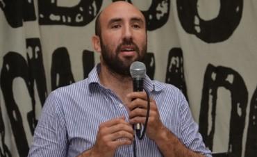 Valicenti: 'no hay una concepción de un Estado presente'