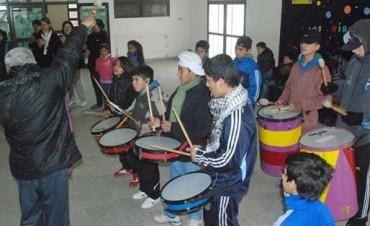 Políticas Socioeducativas: se puso en marcha el Centro de Actividades Infantiles