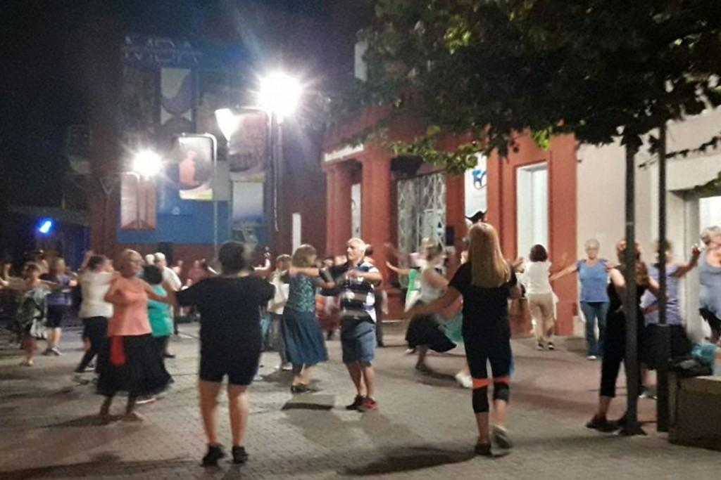Excelente cierre del taller de folclore de la Escuela Municipal de Danzas