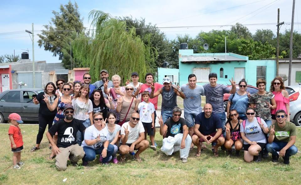 Unidad Ciudadana continúa con las jornadas comunitarias