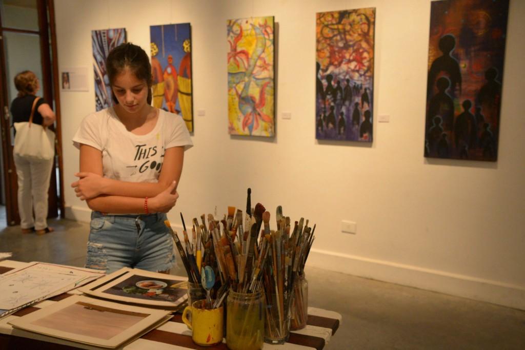 Nuevas muestras en el Museo Emiliozzi y el Centro Cultural