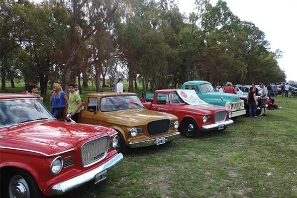 Studebaker Drivers Club Latinoamérica en Olavarría