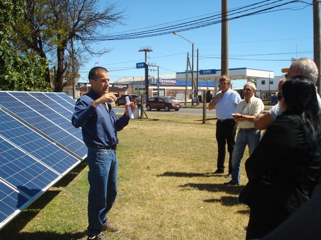 Coopelectric avanza hacia las energías renovables
