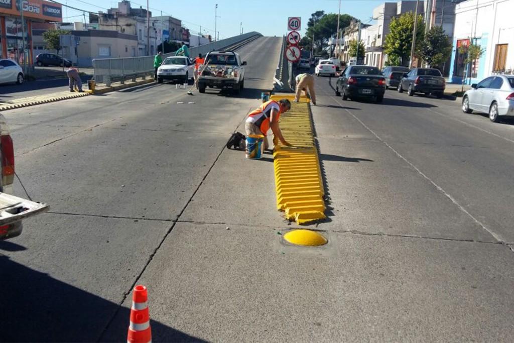 Volverá a cortarse el tránsito en puente de Avenida Colón