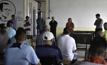 """Cerraron las Actividades de Verano en el Centro Universitario """"Rodolfo Walsh"""" de la Unidad Nº 2"""