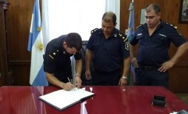 Gustavo De Marco es el nuevo jefe de la Comisaría Primera