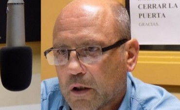 Daniel Borra sería el nuevo subsecretario de Seguridad Municipal
