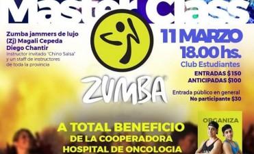 Zumba Brothers estarán en el Club Estudiantes